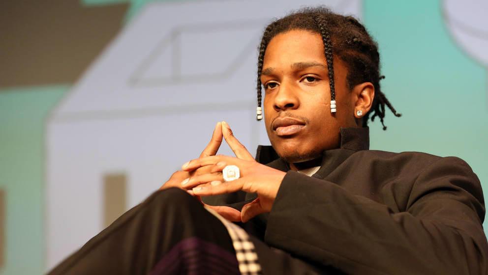 A$AP Rocky während einer Konferenz in Austin, Texas am 11. März 2019