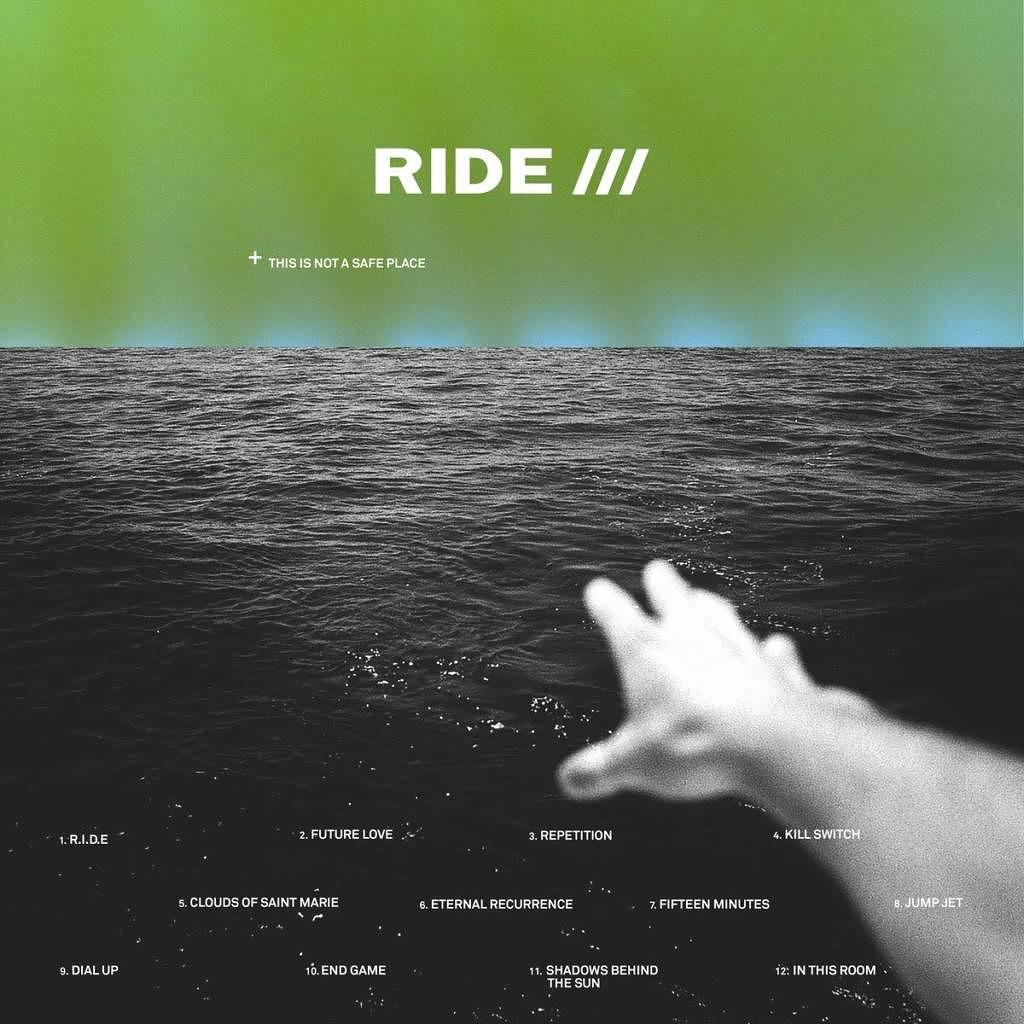 Ride: This Is Not A Safe Place (Kritik & Stream) - Musikexpress
