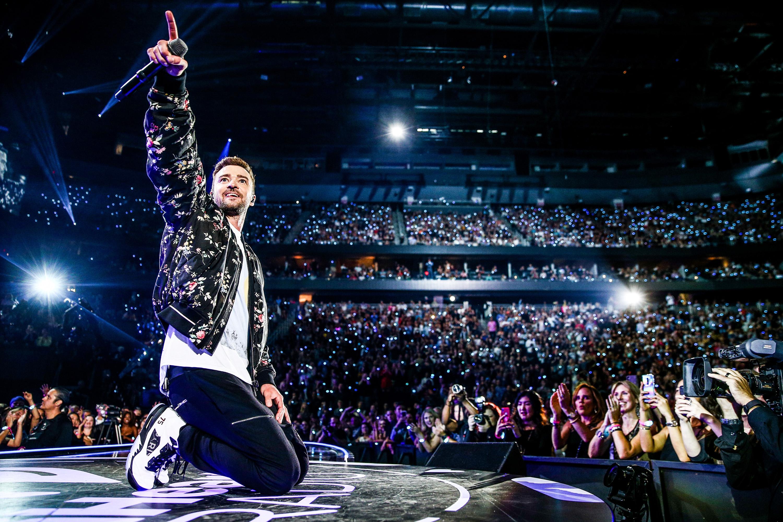 Justin Timberlake und Lizzo waren zusammen im...