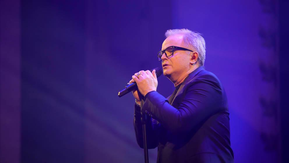 """Einer der Mitgründer von """"Musik bewegt"""": Herbert Grönemeyer"""