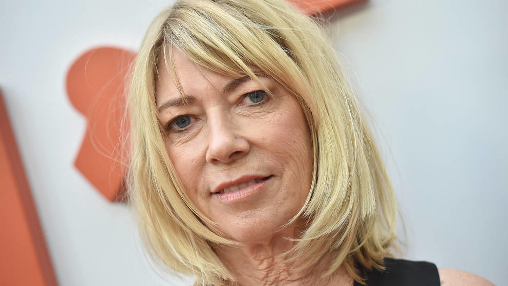 Kim Gordon in Los Angeles im Juli 2018