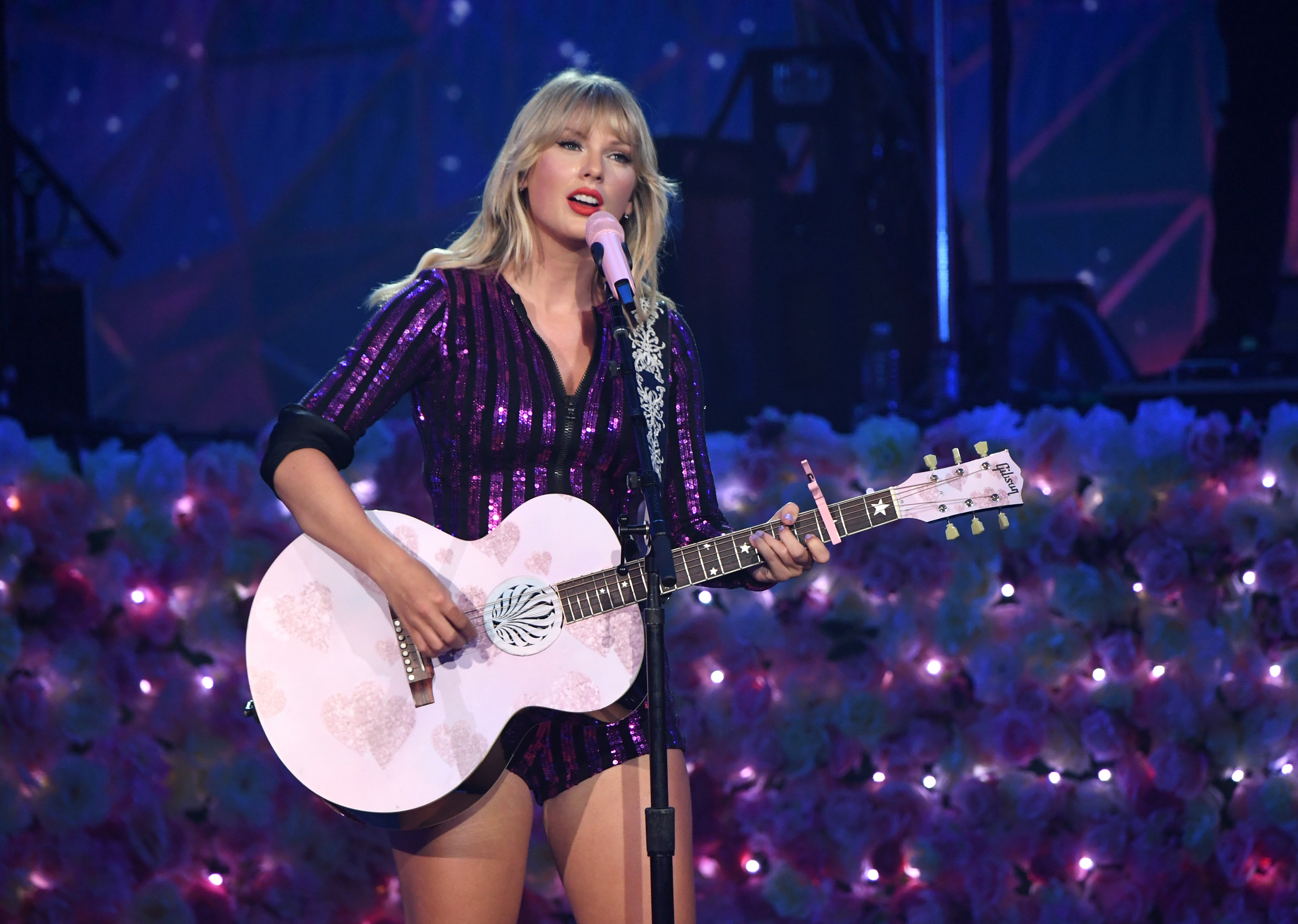"Hört Taylor Swifts neues Album ""Lover"" im..."