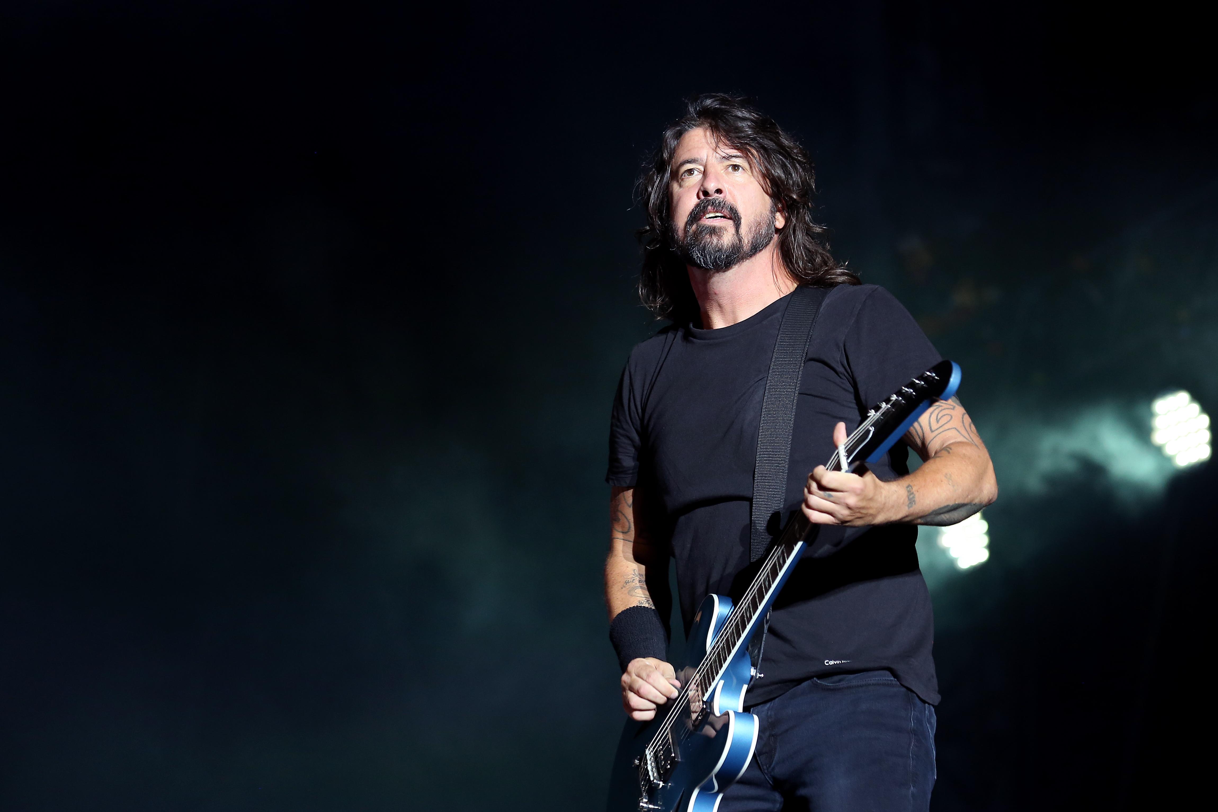 Foo Fighters wollen eine Petition für ein Oasis-Comeback...