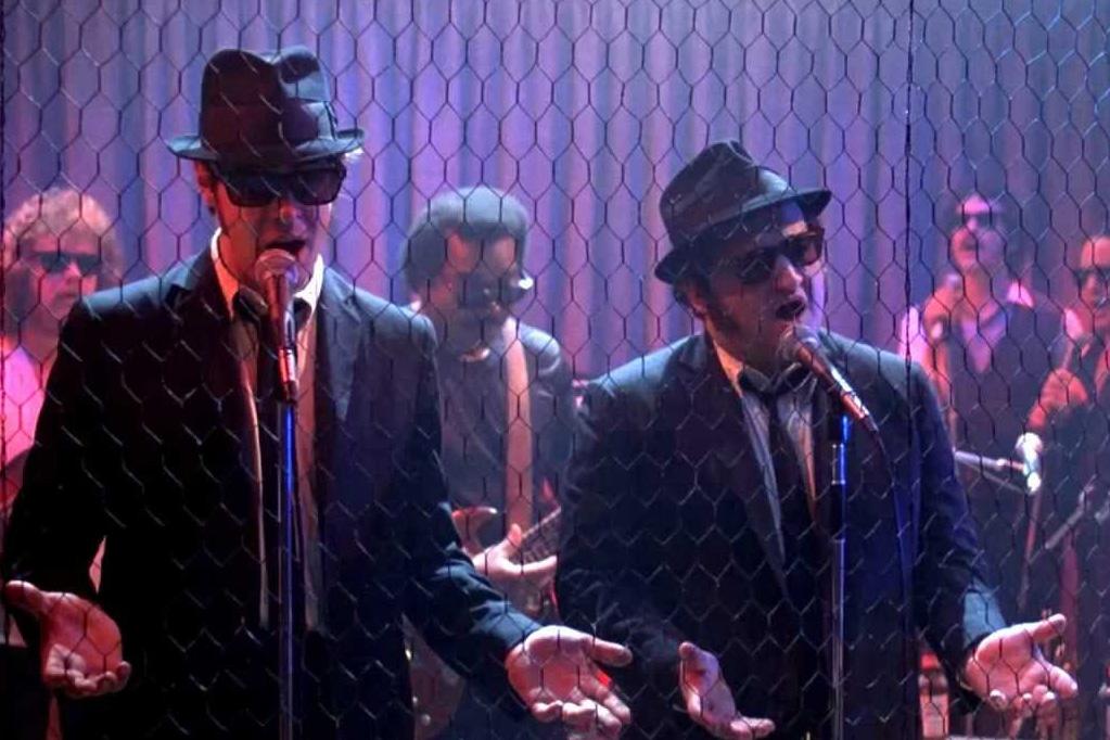 """""""The Blues Brothers"""" ist eine um muppetmäßige Gospel-Momente angereicherte..."""