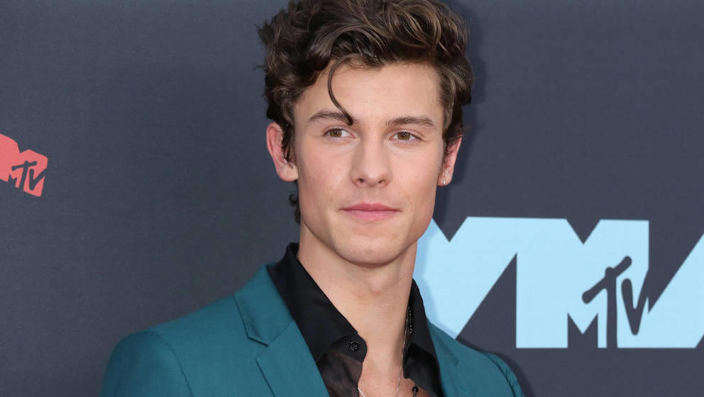 Shawn Mendes bei den MTV Video Music Awards 2019 in Newark