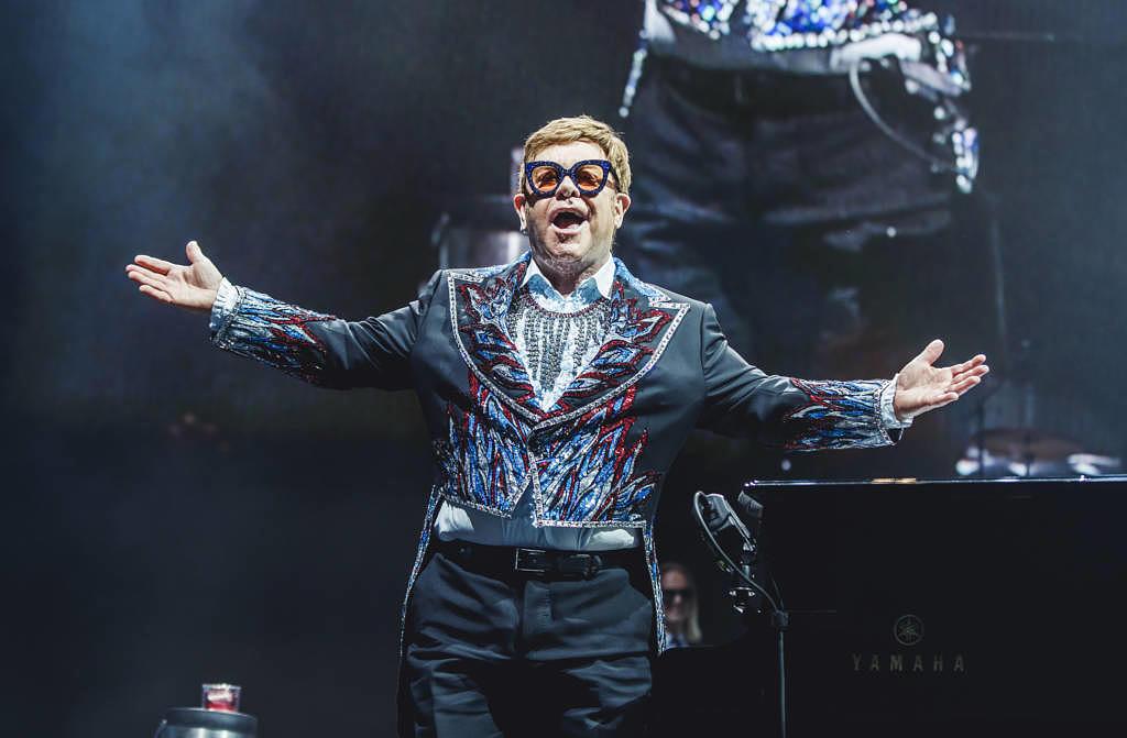 Coronavirus: Elton John startet einen Notfallfonds zum Schutz von HIV-Infizierten