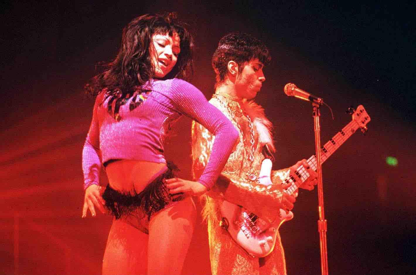Prince und die 90er: Pop-Genie auf...