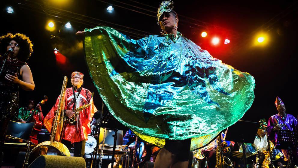 Das Sun Ra Arkestra ist einer der Headliner des diesjährigen Week-End Fest