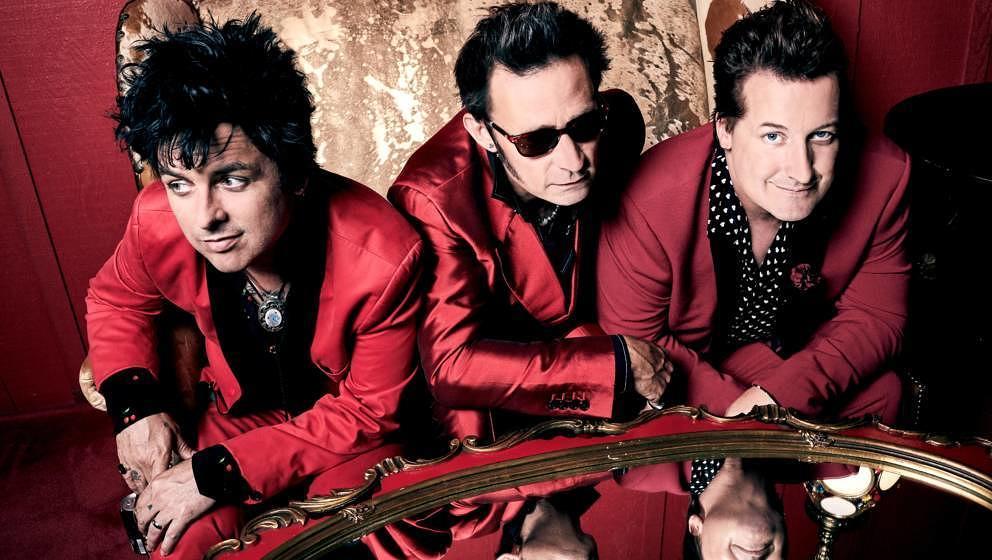 Sind zurück mit neuer Musik und einer riesigen Welttournee: Green Day.