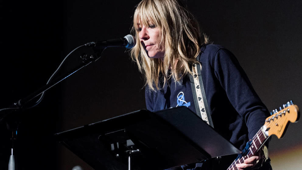 Kim Gordon Live in Los Angeles am 2. Februar 2016