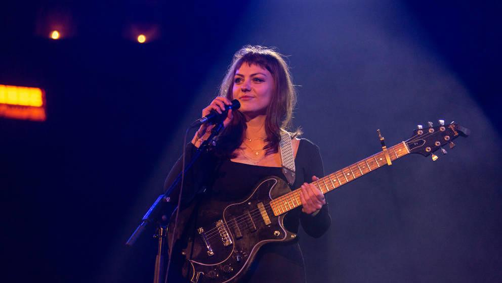 Angel Olsen live in London am 30. April 2018