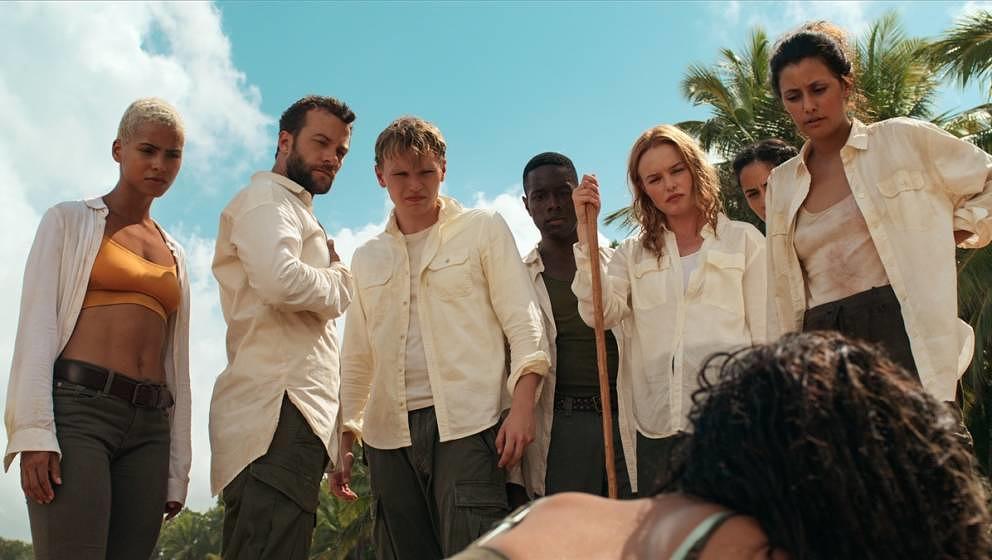 """Die Gestrandeten auf """"The I-Land"""": Nein, das ist keine Szene aus """"Lost"""""""