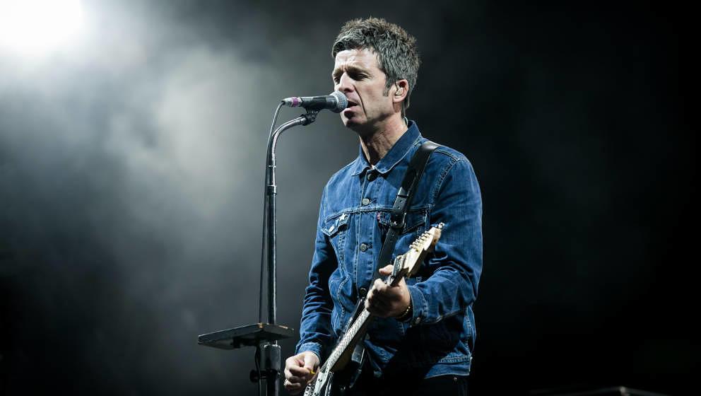Noel Gallagher Live in Bristol am 1. September 2019