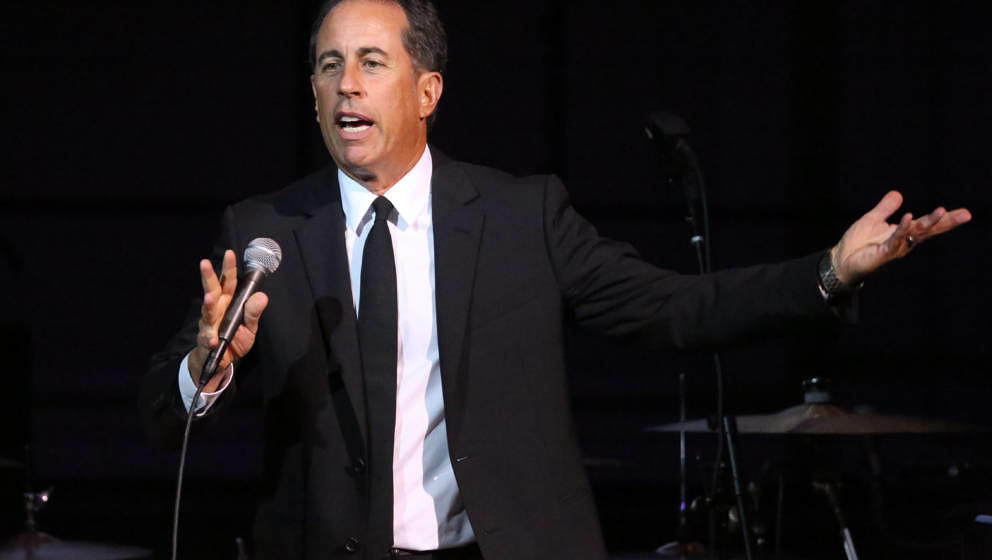 Jerry Seinfeld im September 2018 in New York