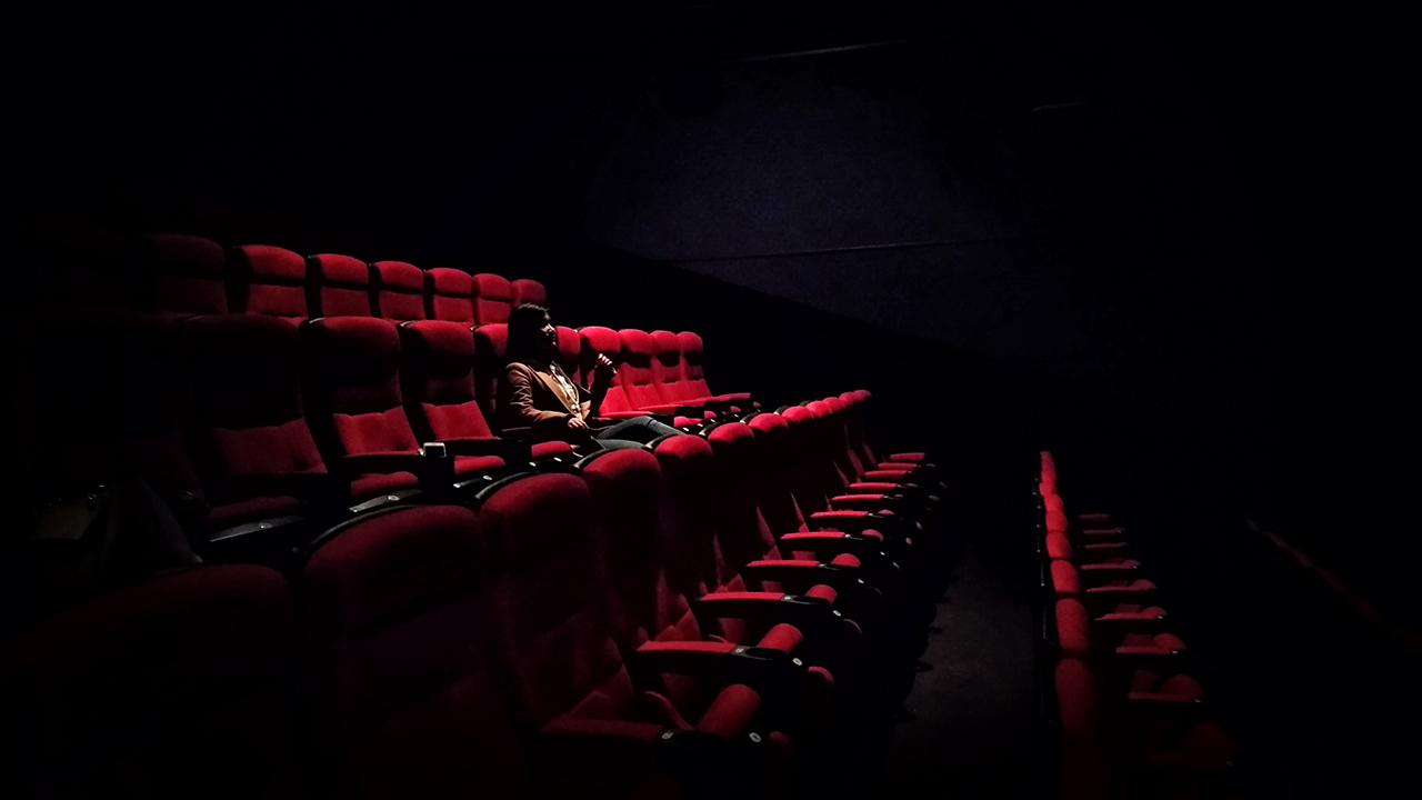 Das Kino einfach mal nach Hause holen.