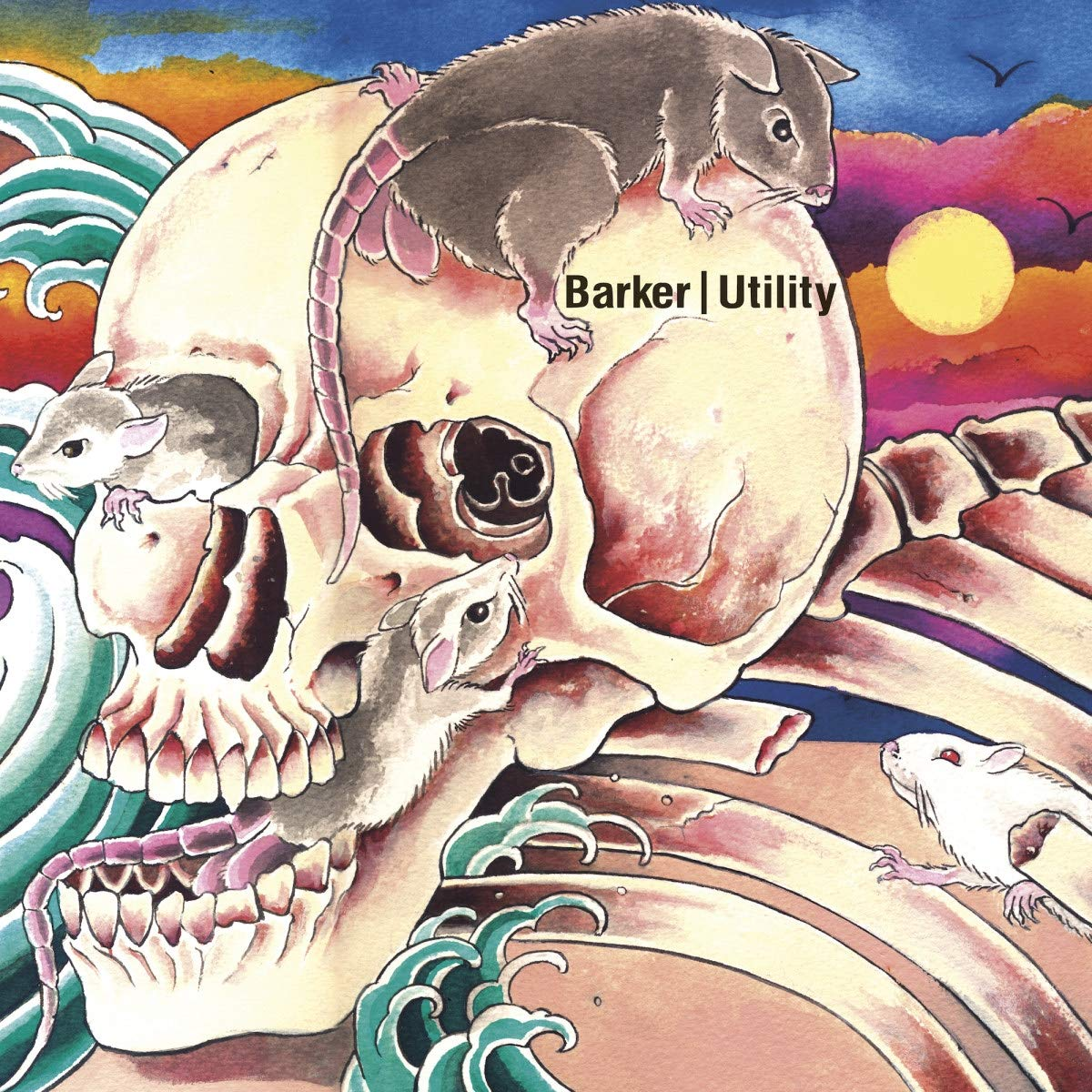 Barker: Utility (Kritik & Stream) - Musikexpress