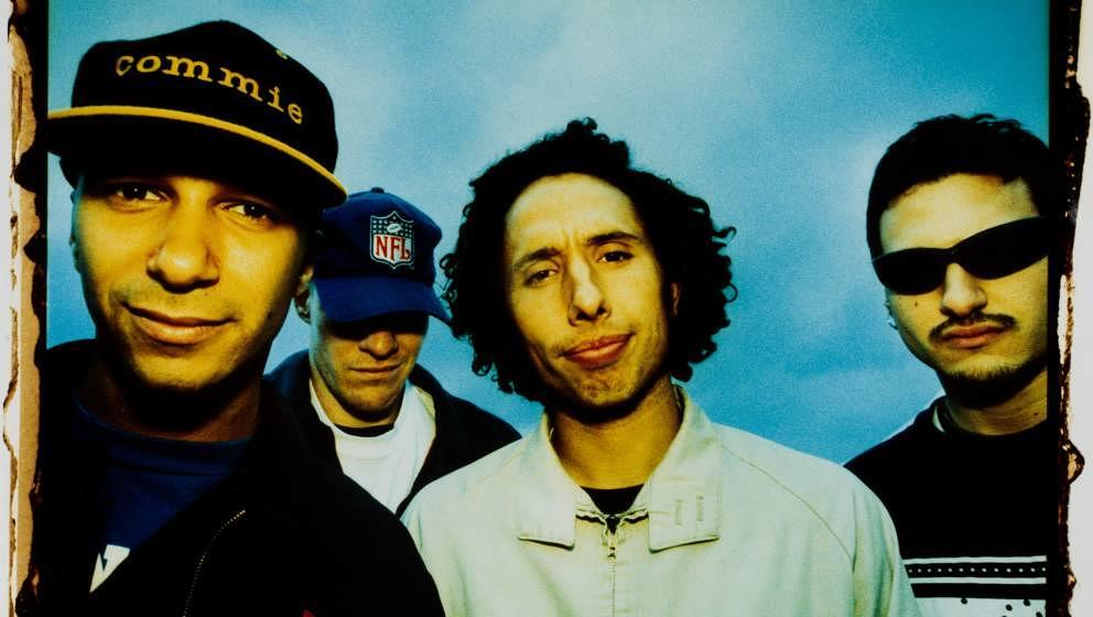 Rage Against The Machine 1996