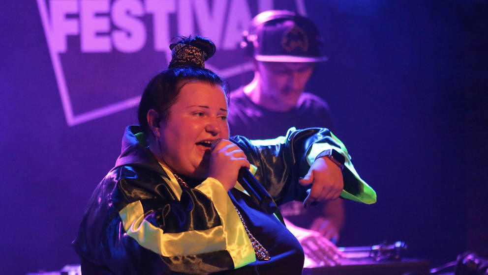 Alyona Alyona beim Reeperbahn Festival 2019