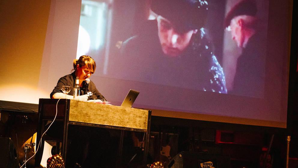 Anja Rützel beim Reeperbahn Festival 2019