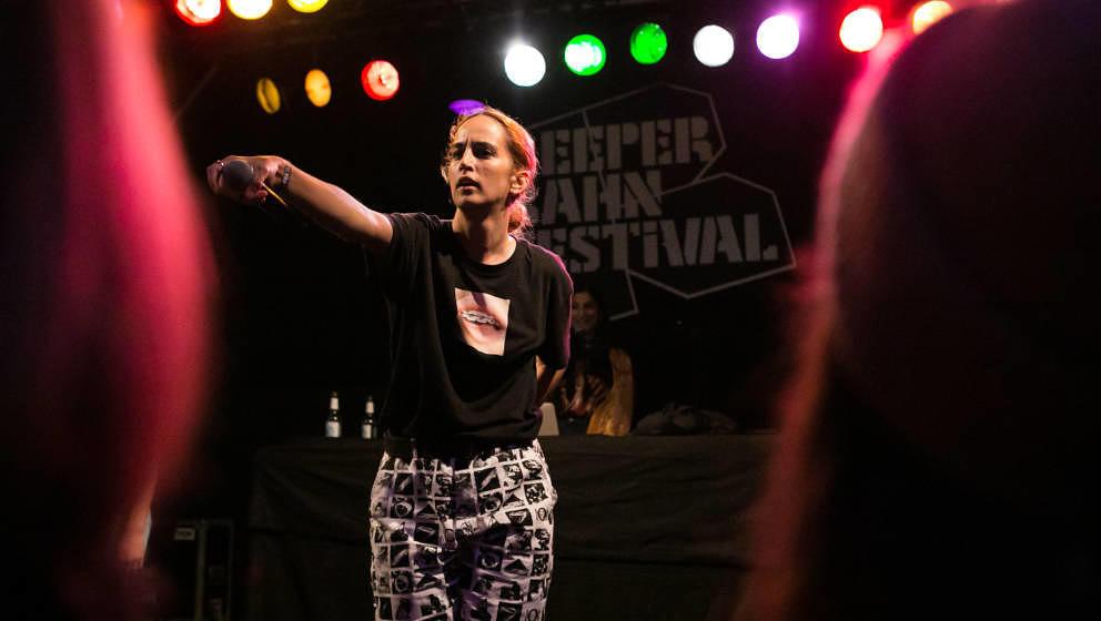 EBOW beim Reeperbahn Festival 2019