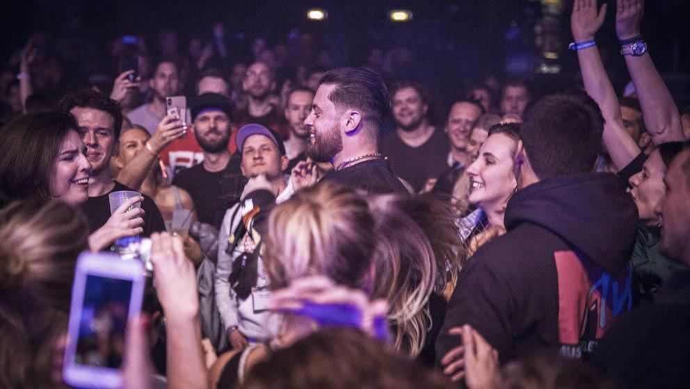 Bausa beim Reeperbahn Festival 2019