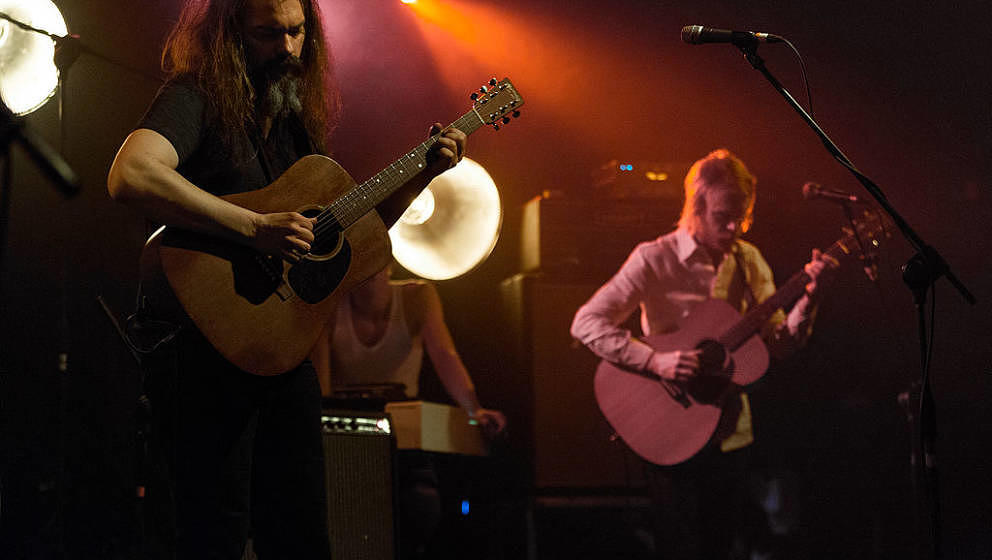 TURIN, ITALY - 2014/06/04: The Motorpsycho band performs a live concert at 'Hiroshima Mon Amour' in Turin. The band was forme