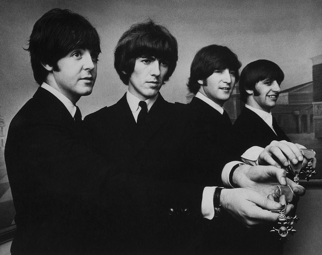 """Das Weiße Album"" der Beatles klingt nach umgekippter..."