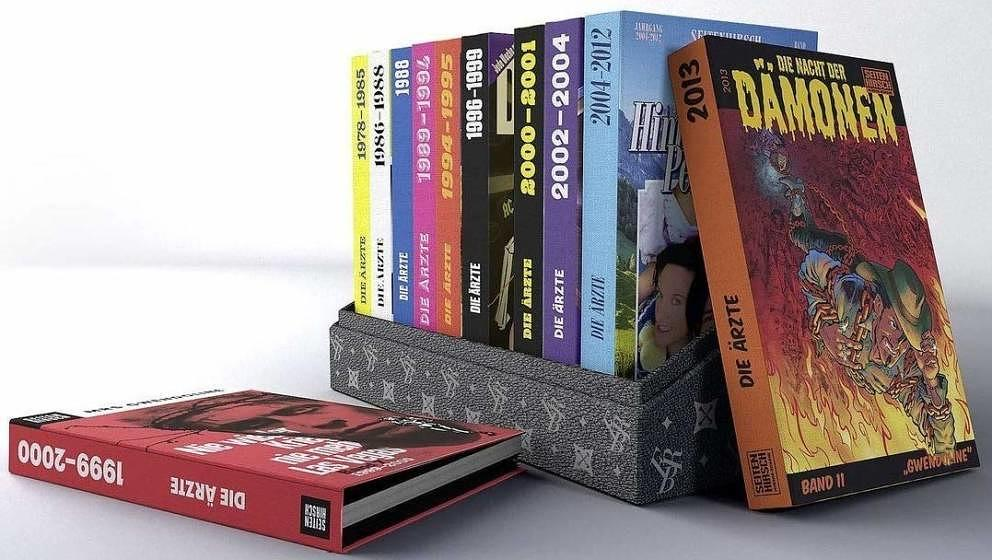 """""""Seitenhirsch"""" (Deluxe Box Set) von Die Ärzte"""