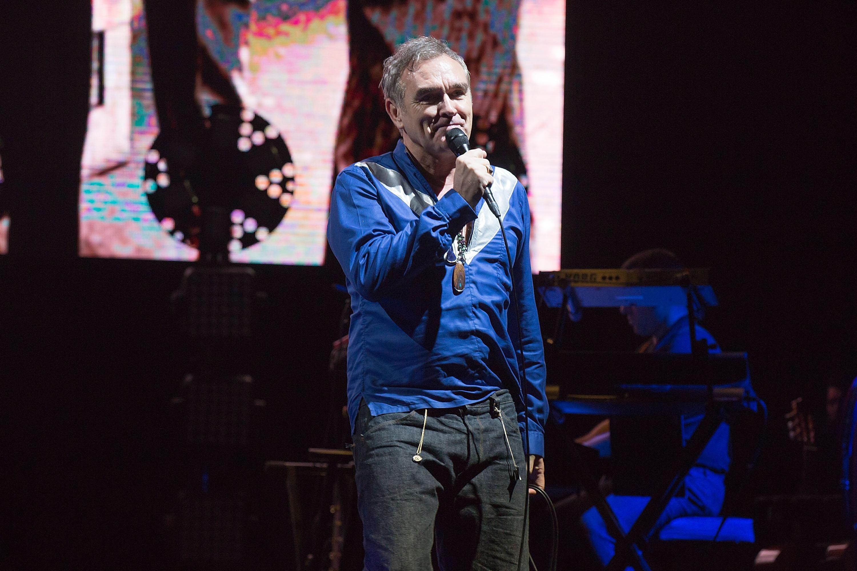 Morrissey behauptet, Protestierende bei Portland-Konzert seien von der Presse engagiert...