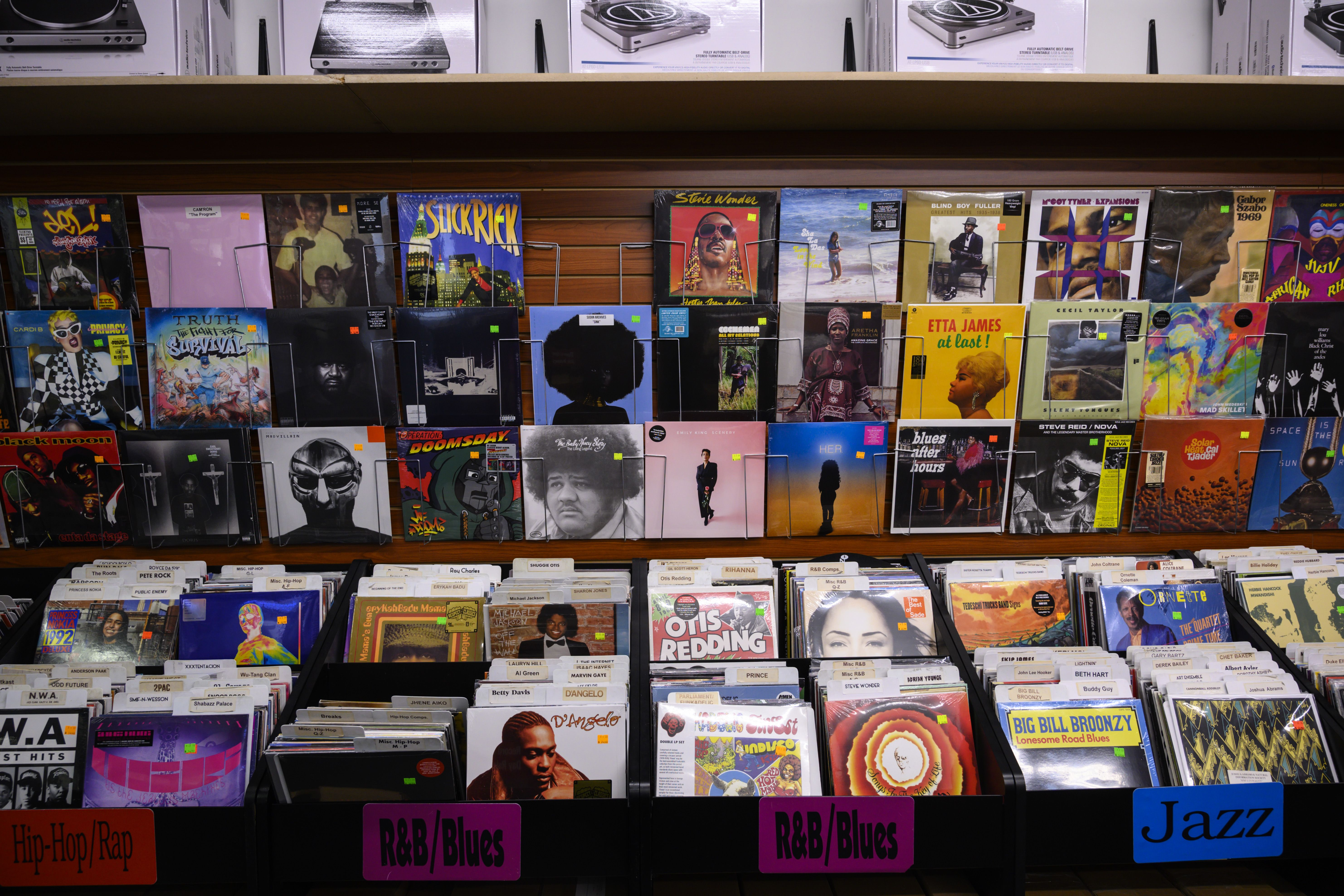 Record Store Black Friday 2019: Die exklusiven Releases im...