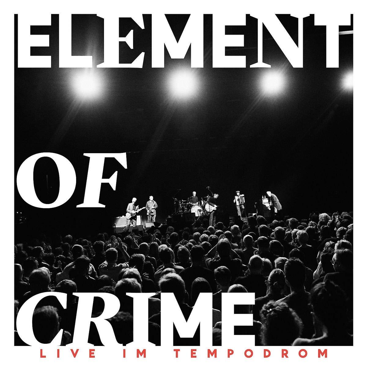 Element Of Crime: Live im Tempodrom (Kritik & Stream) - Musikexpress
