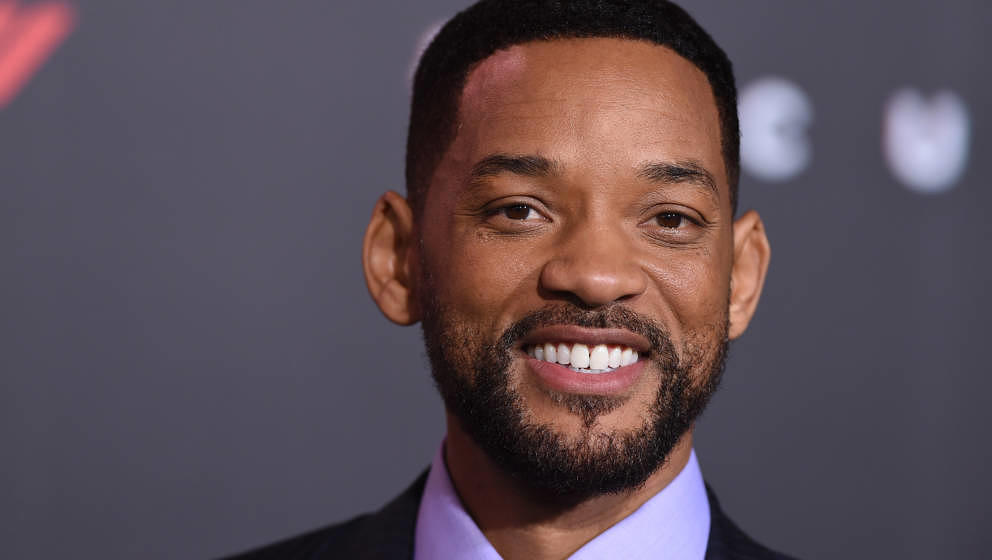 Will Smith 2015 in Hollywood