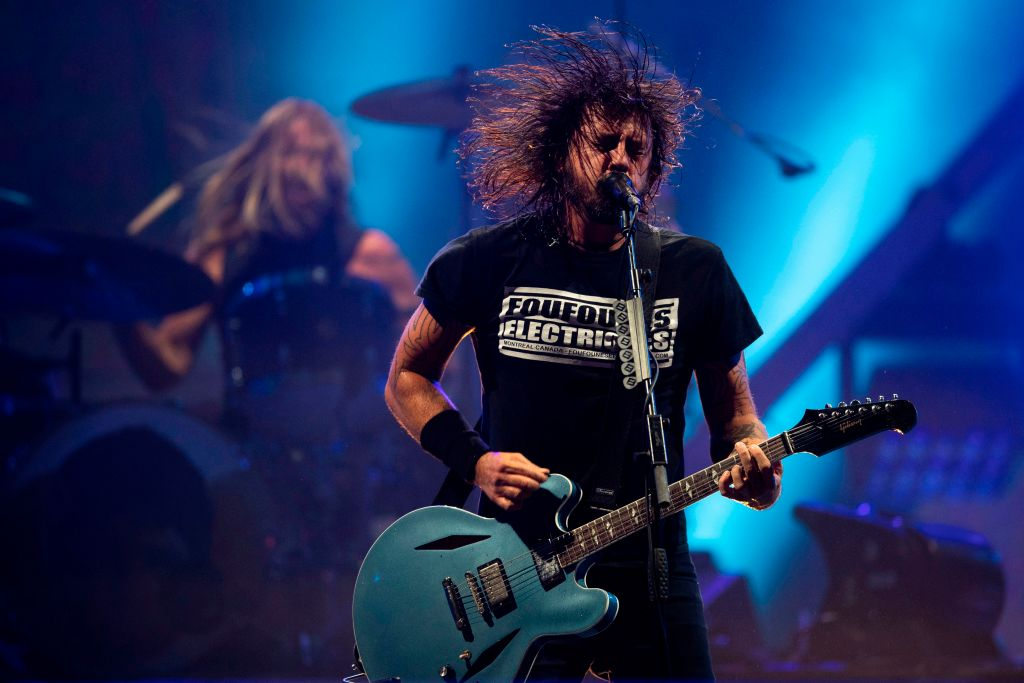 """Foo Fighters covern auf """"01020225"""" The B-52s und The Psychedelic..."""