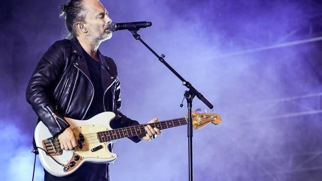 Thom York Live am 11. Oktober 2019 in Auston, Texas