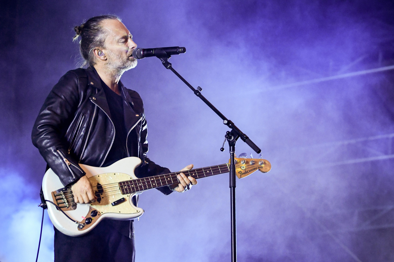 Thom Yorke kündigt exklusives Deutschlandkonzert 2020...