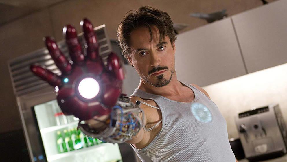 """Hat sich mit seiner Rolle in """"Iron Man"""" unsterblich gemacht: Robert Downey Jr."""