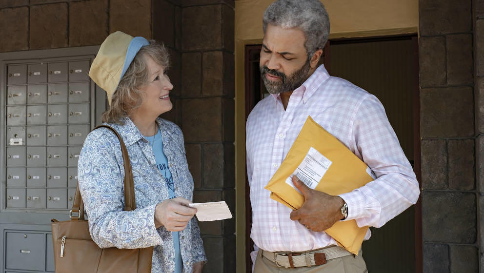 """Meryl Streep und Jeffrey Wright in Steven Soderberghs """"Die Geldwäscherei"""""""