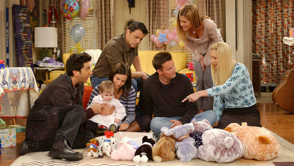 """Friends"" wechselt von Netflix zu Amazon Prime Video"