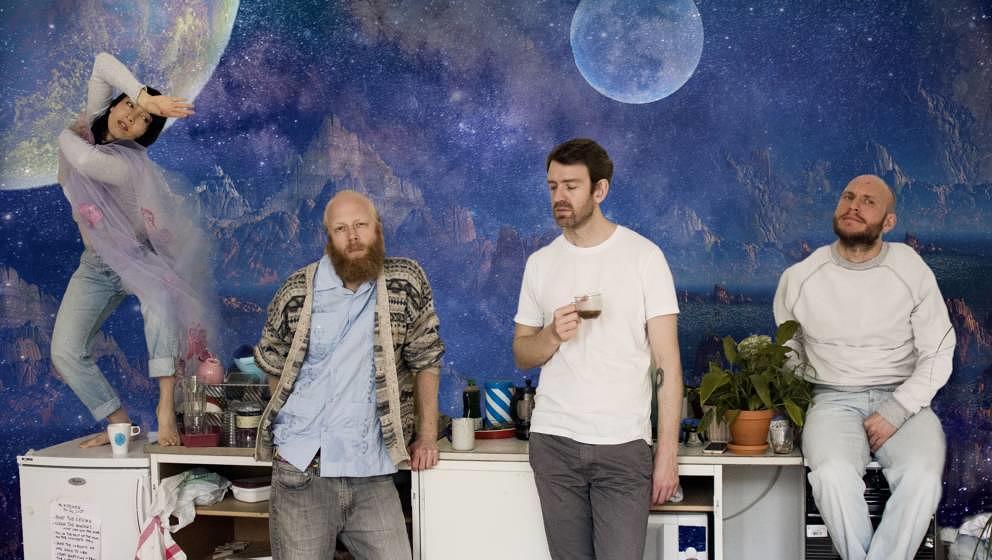 Werden 2020 auch in Deutschland vorbeischauen: Das schwedische Electro-Pop-Quartett Little Dragon.