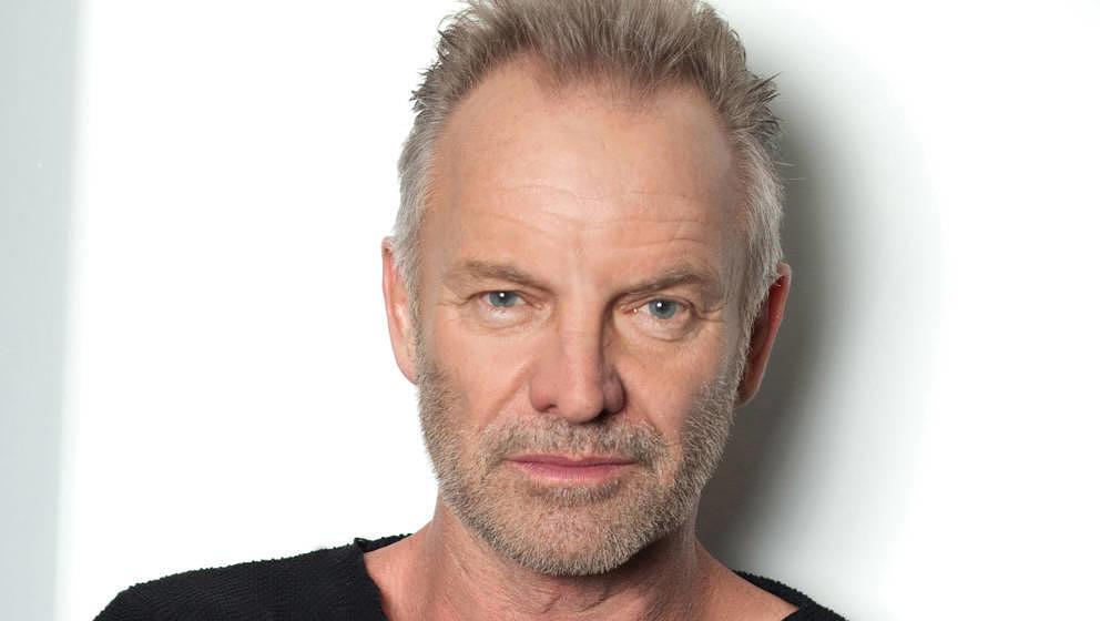 Sting wird mit dem Hero-Award ausgezeichnet