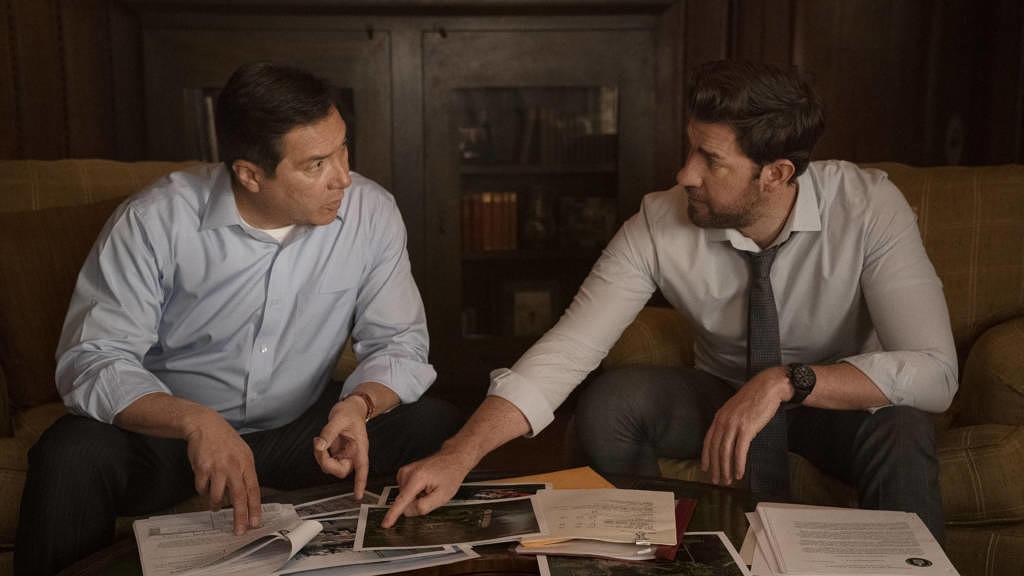 """Szene aus der zweiten Staffel von """"Tom Clancy's Jack Ryan"""""""