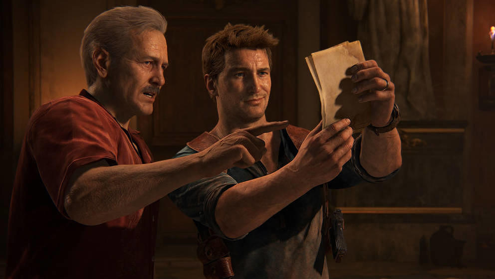 """Uncharted 4: A Thief's End"" ist spielbar mit PlayStation Now"