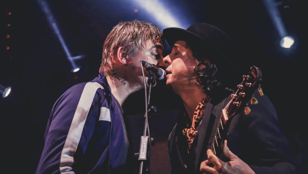 The Libertines live am 5. November 2019 in Berlin