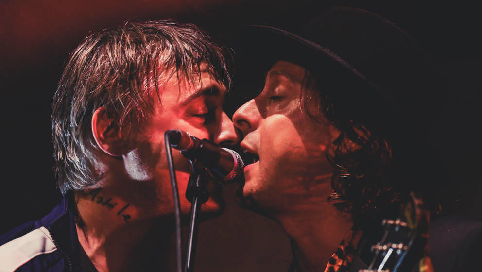The Libertines live am 5. November 2019 in Berlin