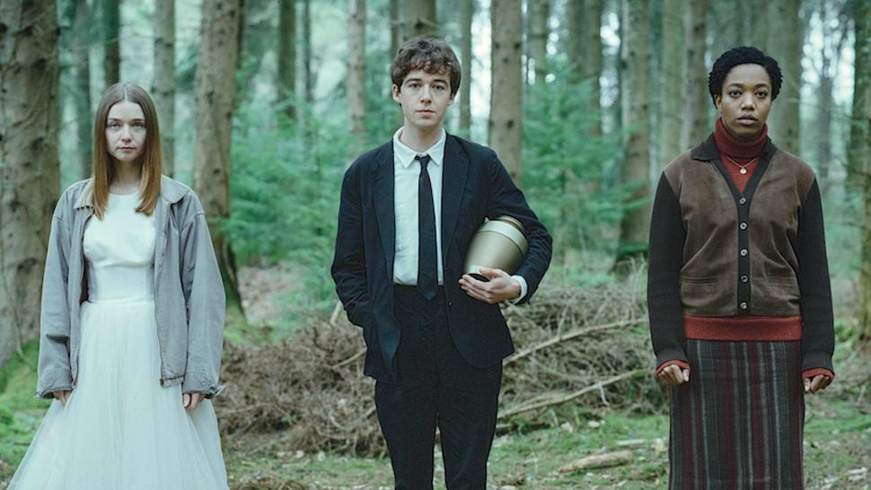 Diesmal sind Alyssa und James gemeinsam mit Rachegöttin Bonnie als Trio unterwegs.