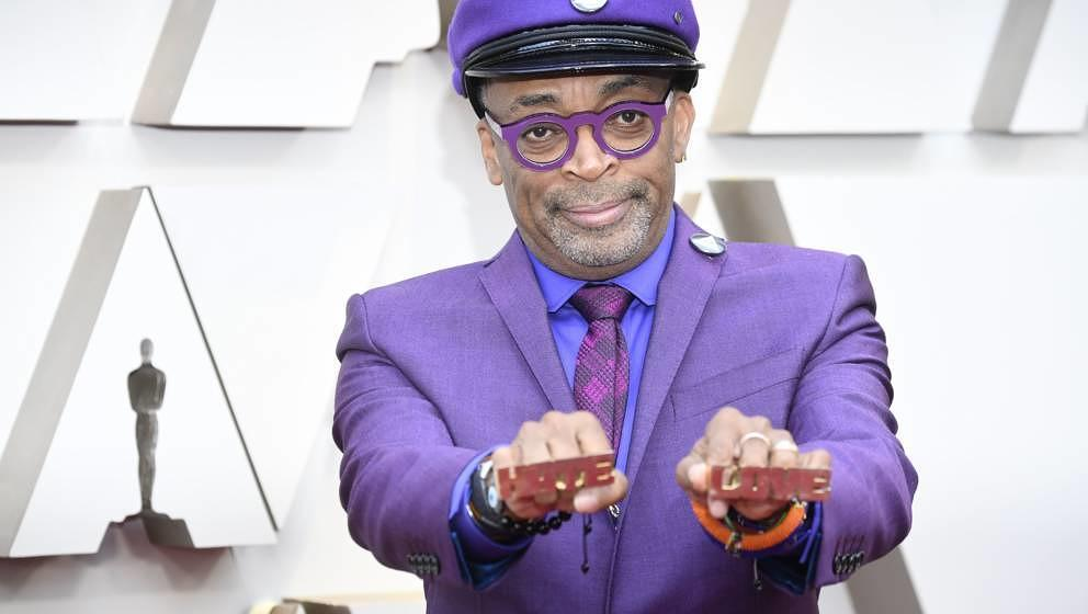 HOLLYWOOD, CALIFORNIA - FEBRUARY 24: Spike Lee attends the 91st Annual Academy Awards at Hollywood and Highland on February 2