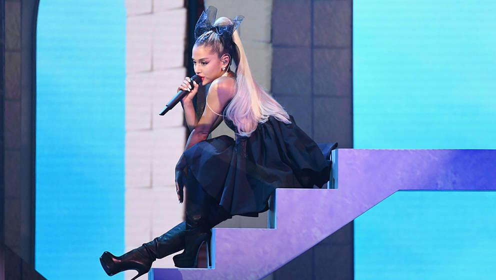 Ist auf Instagram sehr beliebt: Ariana Grande
