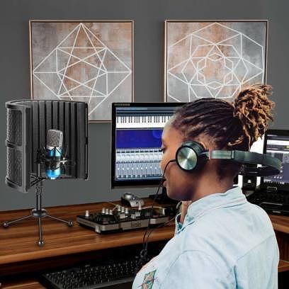 Ein Isolierschild kann die Tonqualität verbessern