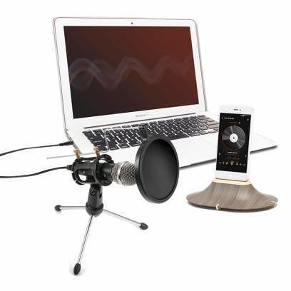 Podcast aufnehmen muss nicht teuer sein: Mikrofone sind schon für wenig Geld zu bekommen