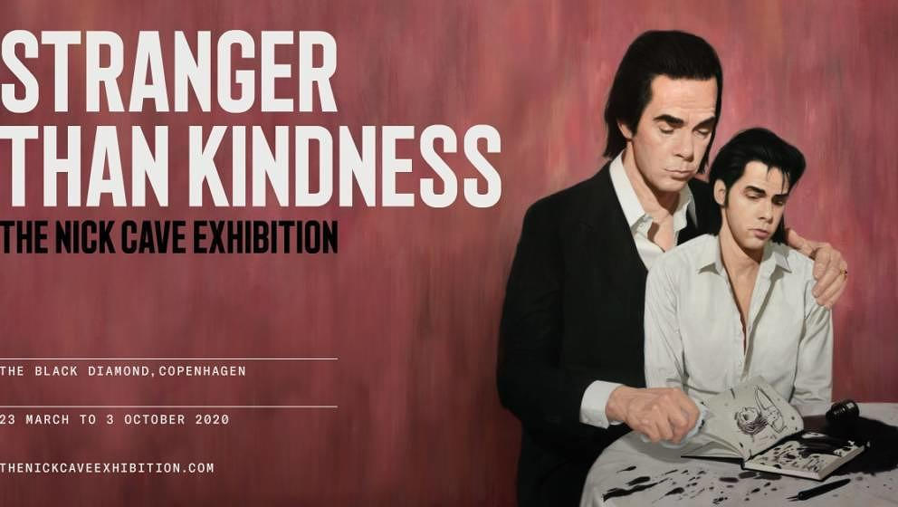 """Stranger Than Kindness: Nick Cave Exhibition"""